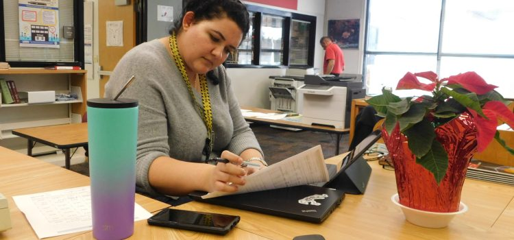 New library hours: CCHS implements new strategy to make the library more accessible