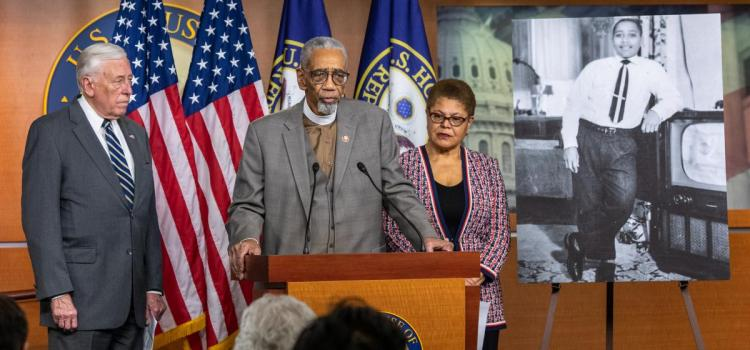 Only 200 tries later: U.S. House finally makes lynching a federal crime, 65 years after the murder of Emmett Till