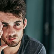 A victim, not a villain: Men are survivors too
