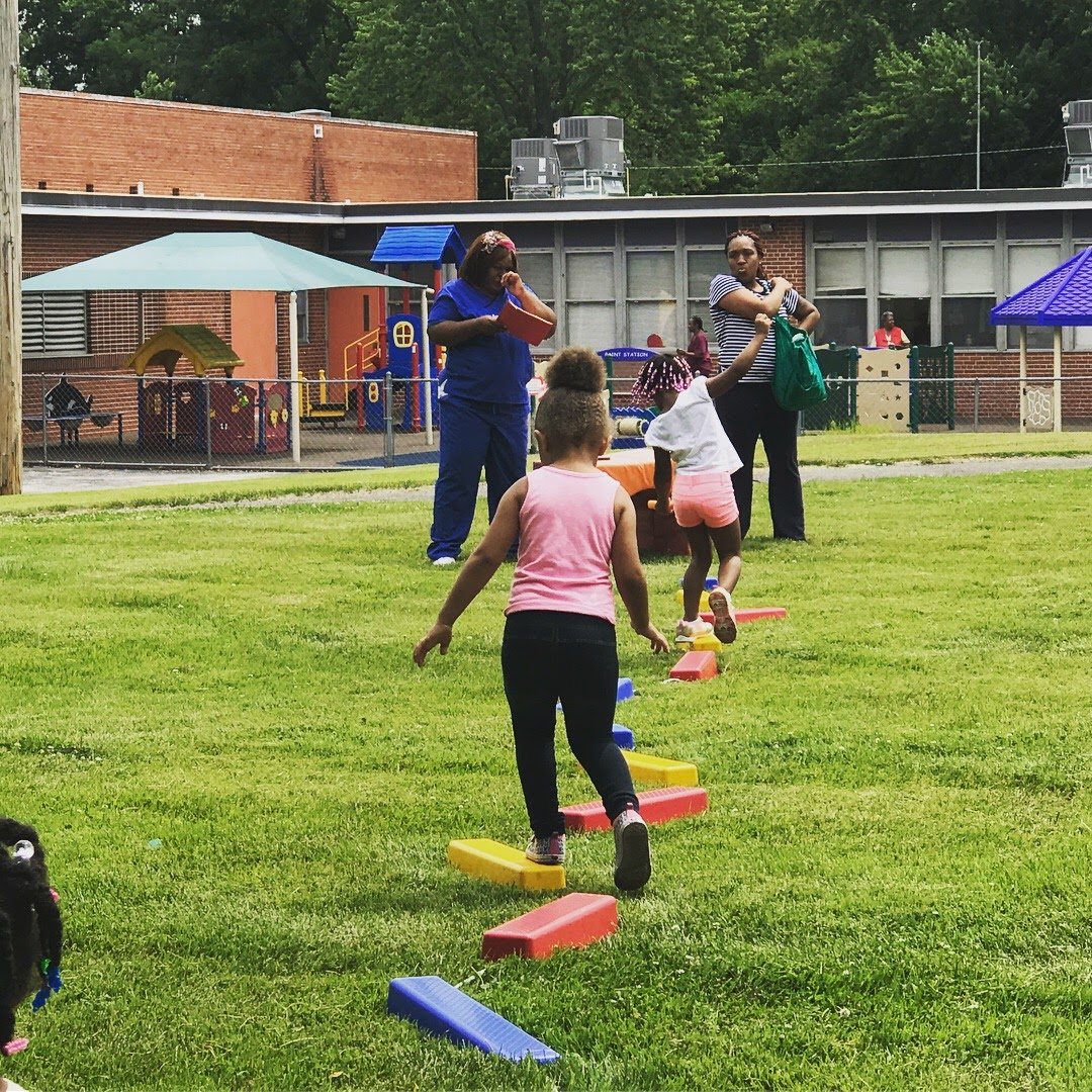Play Day Pre School Summer Olympics Thelarrygirls