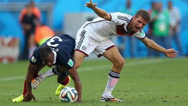 Germany's Thomas Muller © Getty Images via FIFA.com