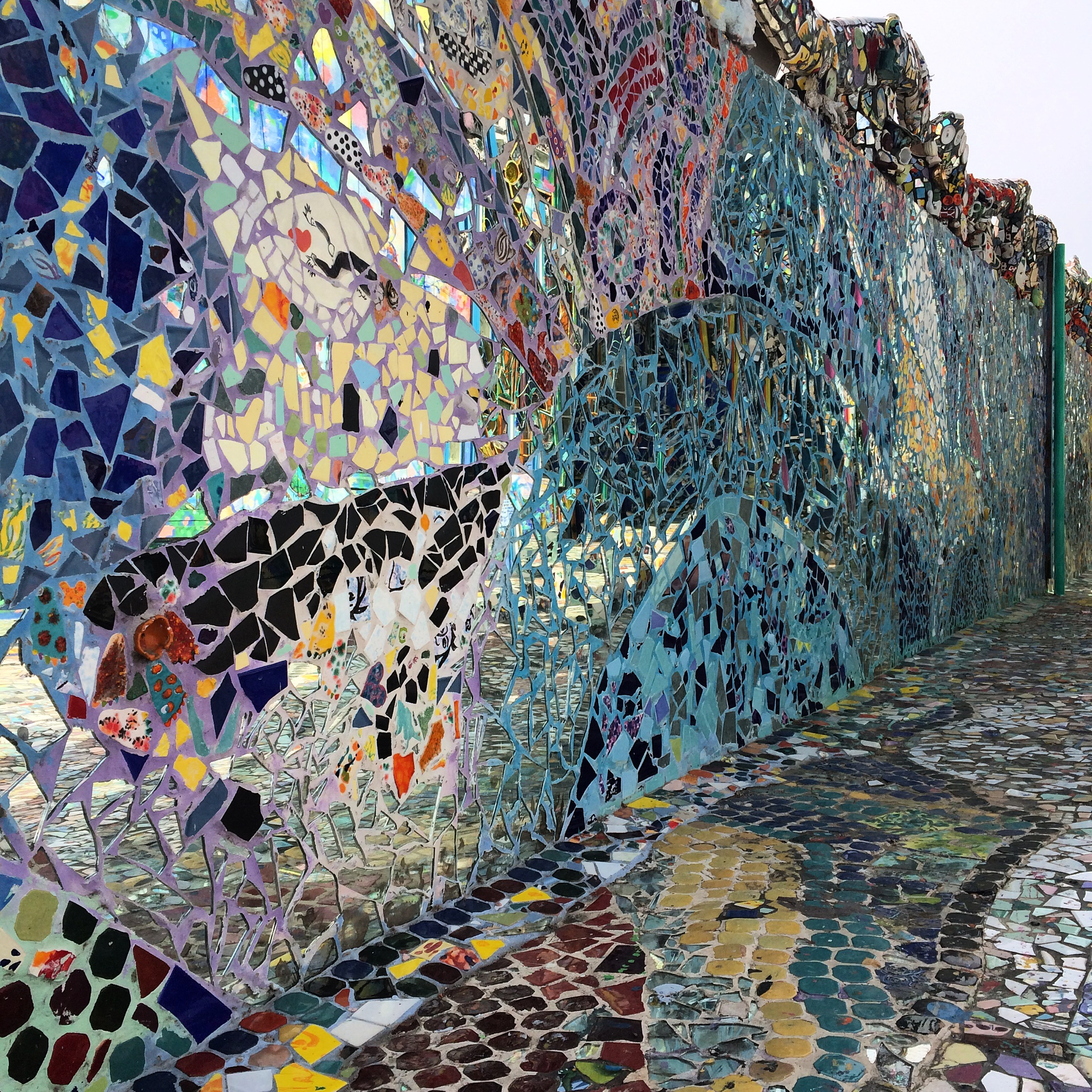 mosaic tile house the la sessions