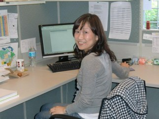 BCIT graduate Muyuki Furusawa says she feels welcomed by the local ethnic media. Photo courtesy of Miyuki Furusawa