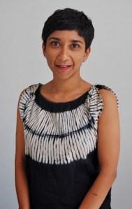 Haena Sivanesan, Executive Director of Centre A. Photo by Rachael Dudley.