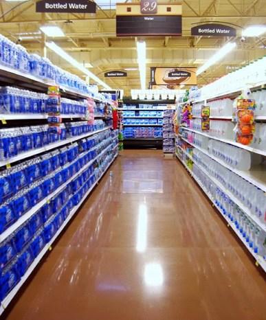 Water's shelf life: is the clock ticking?   Photo by Elyce Feliz, Flickr