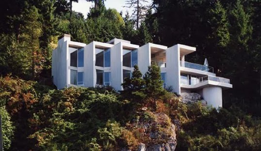 A house designed by Daniel Evan White.  | Photo courtesy of Museum of Vancouver