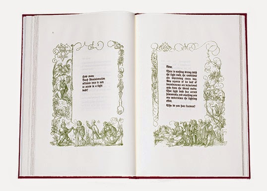 One of the pages from artist Hyung-Min Yoon's The Book of Jests. |Photo courtesy of Hyung-Min Yoon