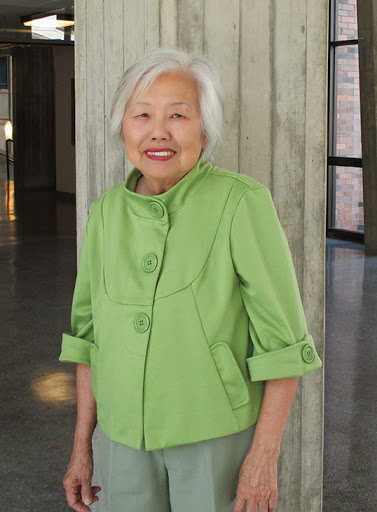 Lily Chow, author and a board director of CCHSBC