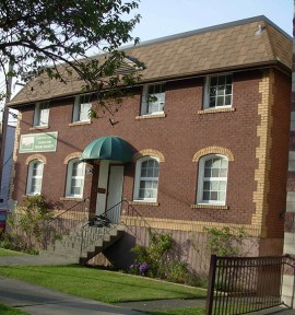 Cambrian Hall, location of the Vancouver Welsh Society. | Photo by Pat Morris