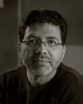 Paulo Majano, graphic artist and teacher.  Photo courtesy of Paulo Majano.