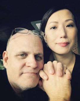 Matt Friedman and Sylvia Yu. | Photo courtesy of Matt Friedman