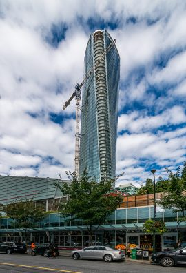 Trump Tower Vancouver.   Photo by Maciek Lulko