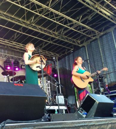 Keltisch Midzomer Festival, Bad Nieuweschans - July 2014