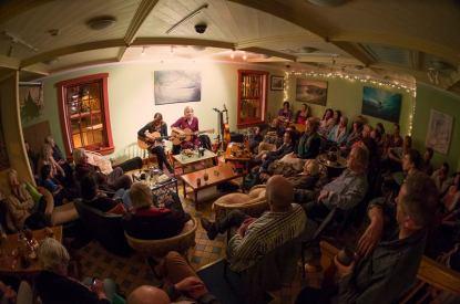 Guru Teahouse (Ireland) - 2015