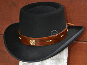 Leather Hatbands