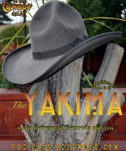 Yakima Cowboy Hat