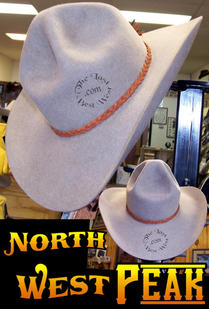 Northwest Peak Cowboy Hat