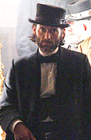 A pinkerton agent from HBOs raw western, Deadwood