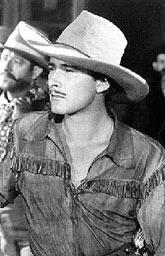 Errol Flynn In Dodge City