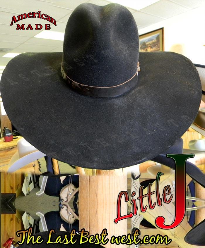 Little J Cowboy Hat - The Last Best West 87a1e2f3aaa