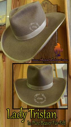 Lady Tristan Custom Hat