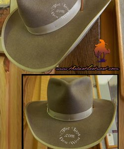 Lady Tristan Custom Handmade Hat