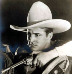Movie Star Tom Mix