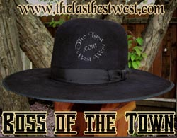 9368d2d9e8c7c Western Dress Hats - The Last Best West