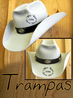 Trampas Custom Handmade Hat
