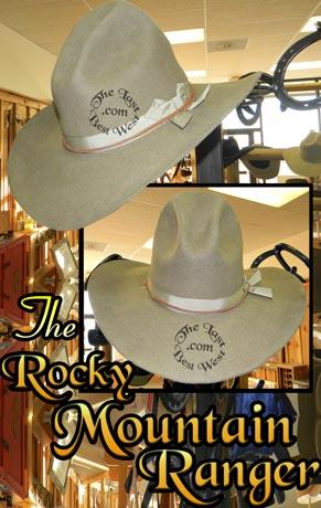 Rocky Mountain Ranger Hat