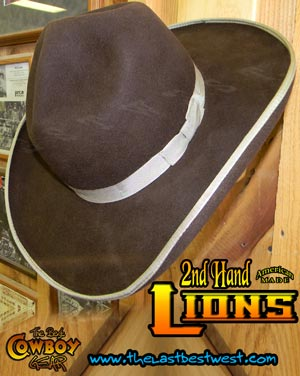 2nd Hand Lions Movie Hat