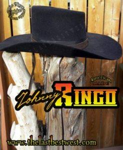 Johnny Ringo Custom Hat