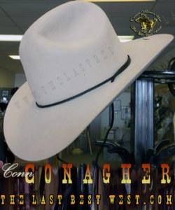 Conagher Cowboy Hat