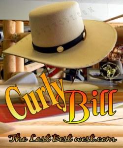 Curly Bill Custom Cowboy Hat