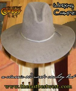 Old West Hats - The Last Best West
