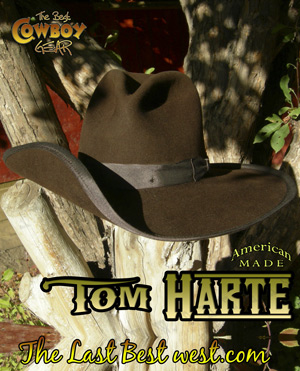 Tom Harte Movie Hat