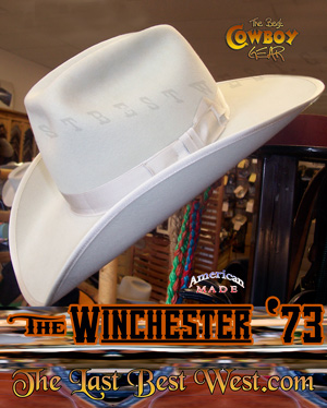 d12f32ba38b227 Winchester '73 Movie Hat - The Last Best West