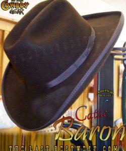 Cattle Baron Cowboy Hat
