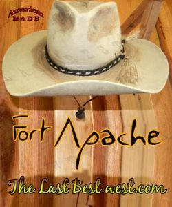 Fort Apache Cavalry Hat