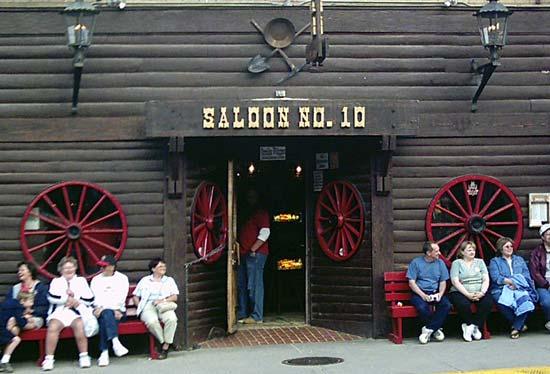 Saloon No. 10 Deadwood