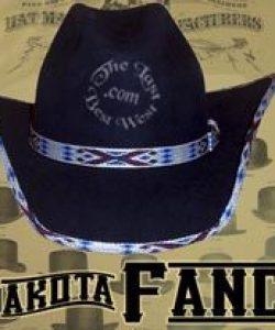 Dakota Fancy Custom Handmade Hat
