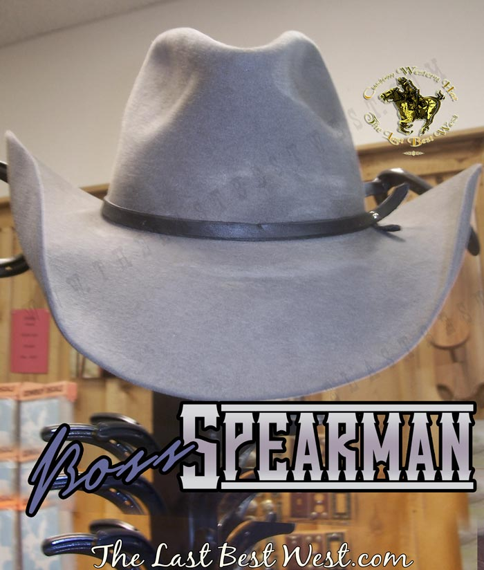 Boss Spearman Movie Hat