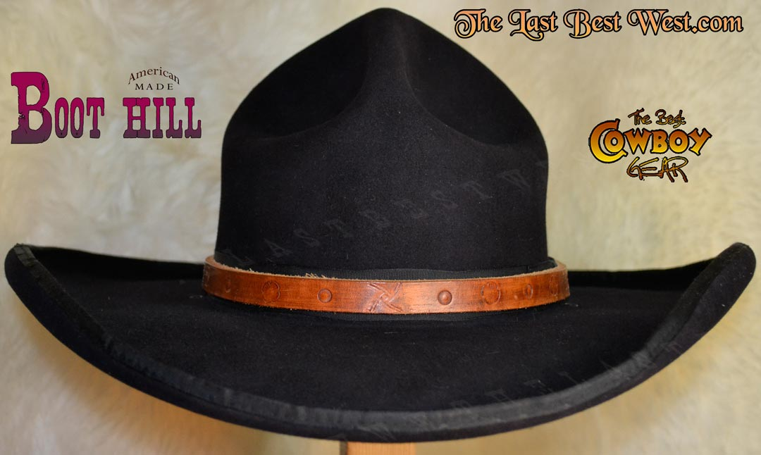 b1068c715ad Boot Hill Old West Cowboy Hat - The Last Best West