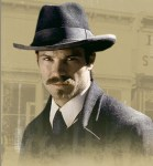 Timothy Oliphant as Seth Bullock in Deadwood
