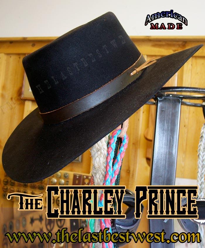Charley Prince Cowboy Hat