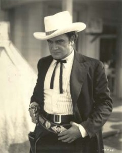 Richard Dix as Yancey Cravat, in 1931s Cimarron