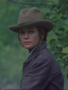 Diane Lane, in The Virginian