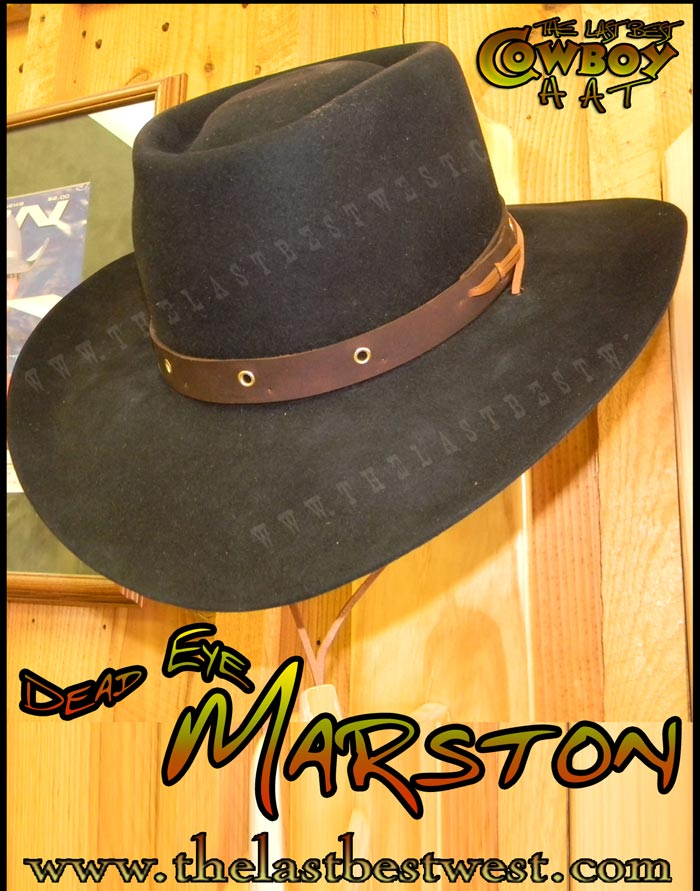 573d3ea13e8a54 Dead Eye Marston Gamers Hat. image number 24 of costume cowboy hats ...