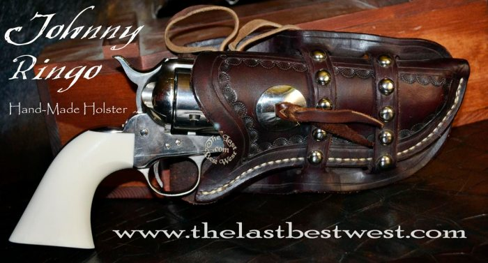 Hand Made Leather Holster