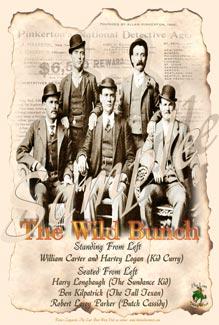 Wild Bunch Poster